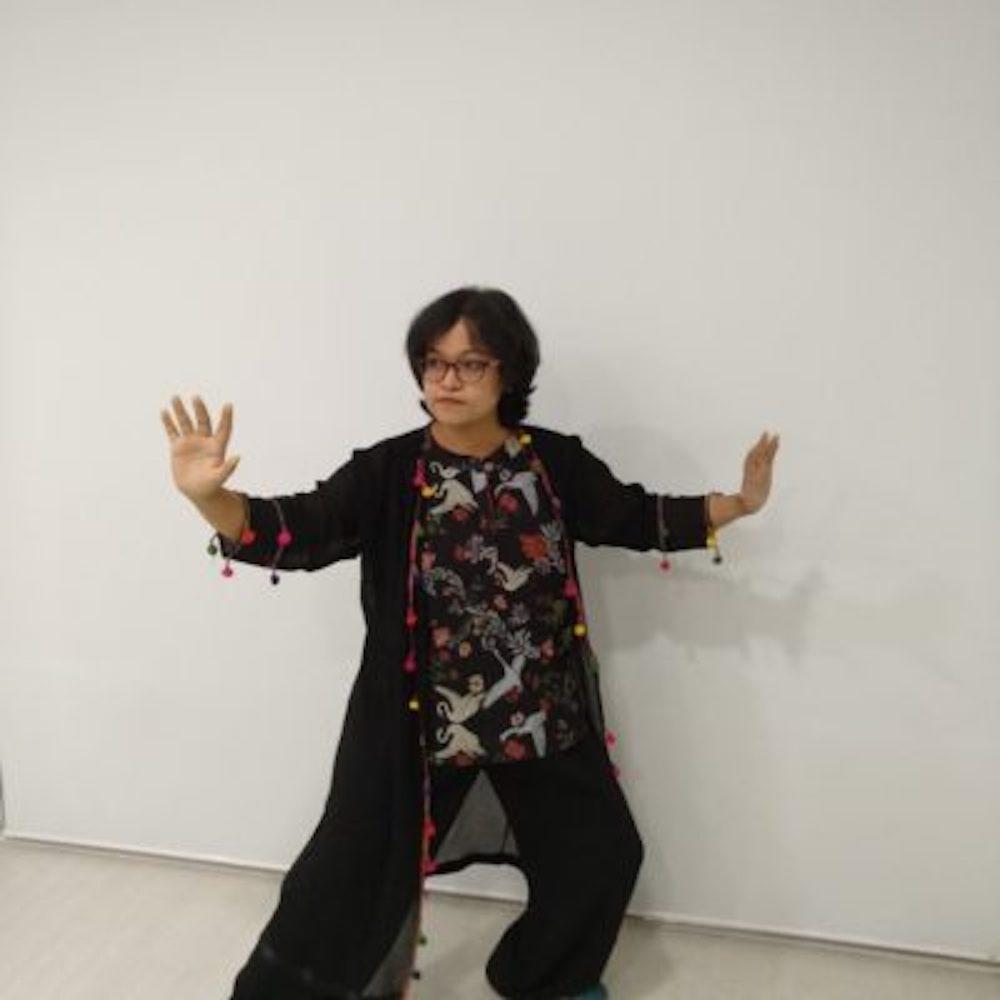 Tai chi master, Sylvia in Dubai | Fitcy Health